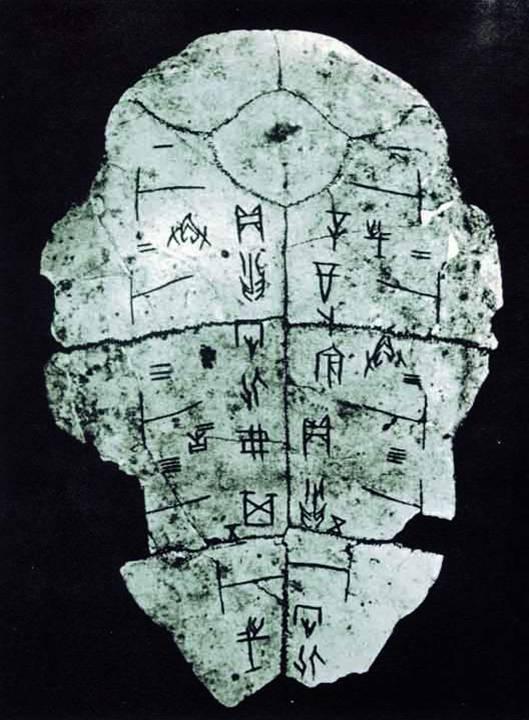 oracle bones book